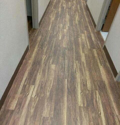 Hallway In Lvp After