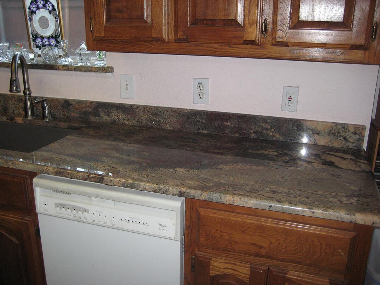 Granite After Crema Bordeux