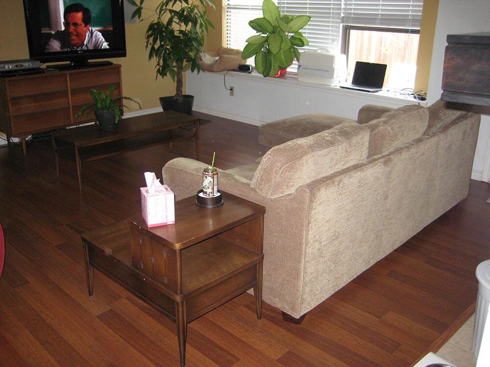 laminate flooring dallas image