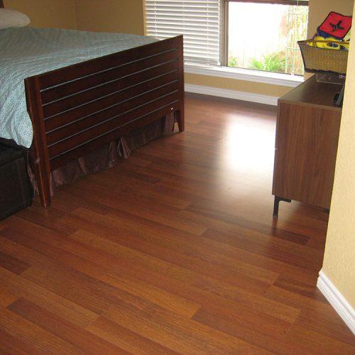 Laminate Floors Dallas Job