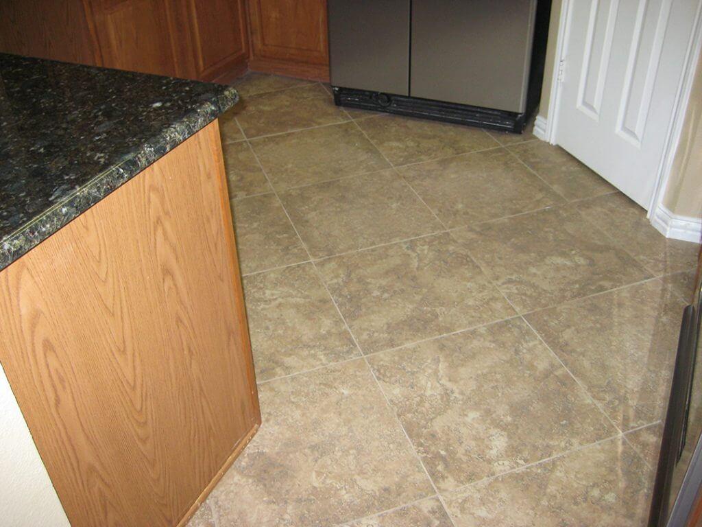 artea stone tile on floor