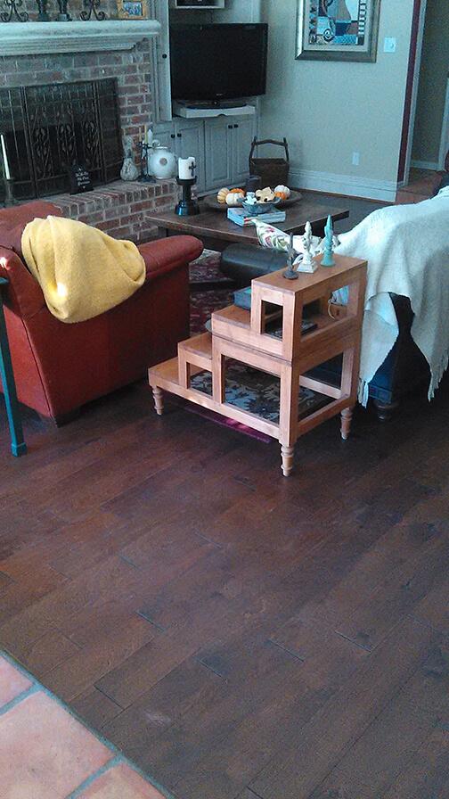 Livingroomwood After