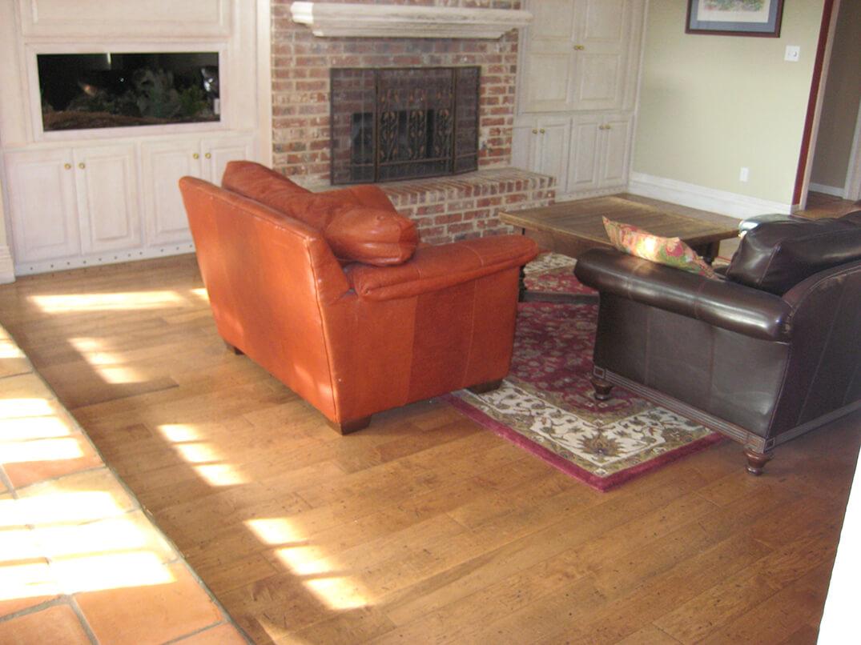 Livingroomwood Before