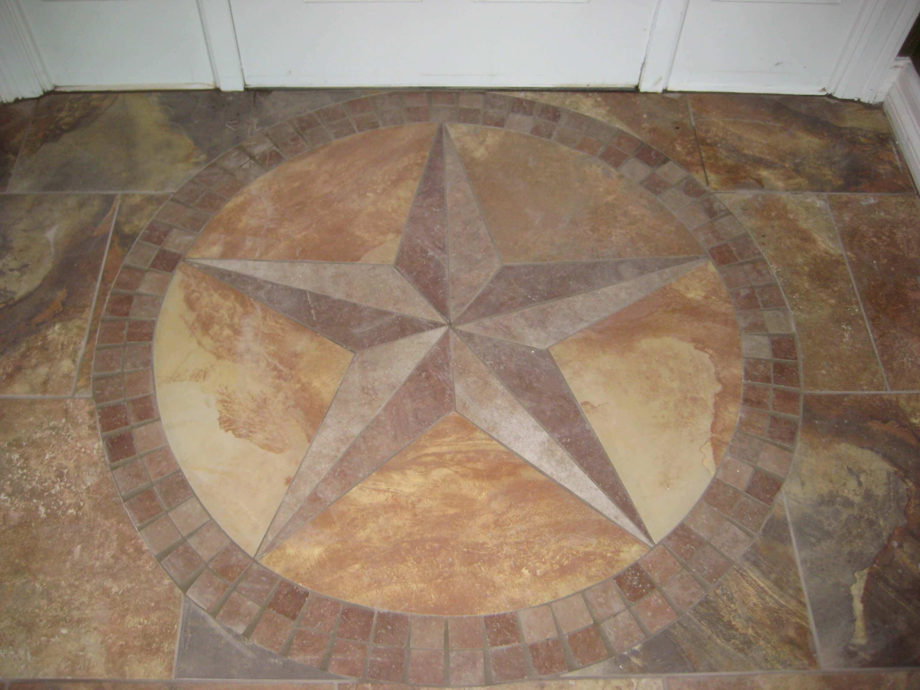 texas star medallion