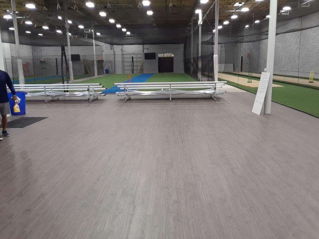 vinyl plank commercial floor